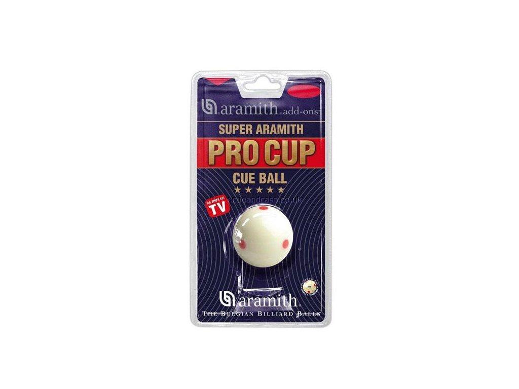 Kulečníková koule Super Aramith Pro Cup 57.2mm