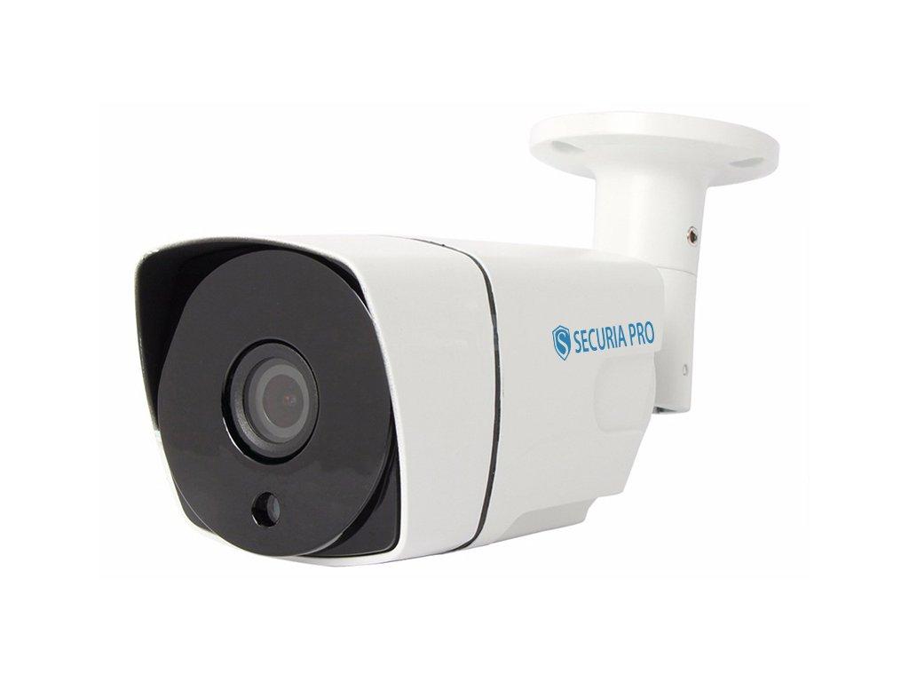 Securia Pro IP kamera 5MP POE 2.8mm bullet N640LF-500W-W