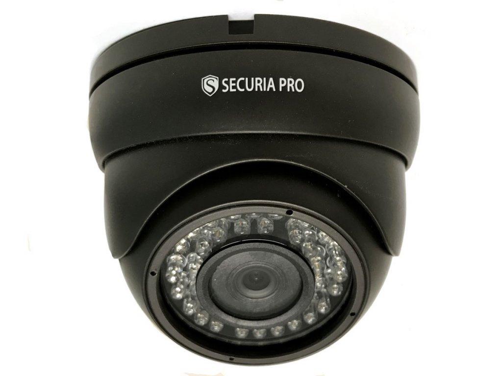 Securia Pro IP kamera 2MP N369S-200W-B