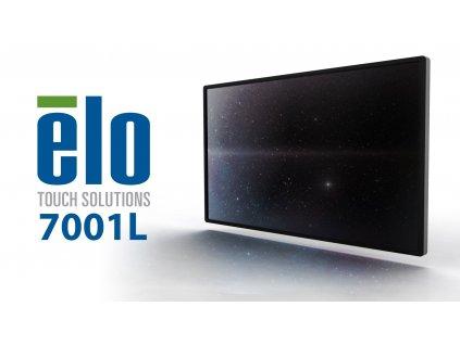 """Dotykový monitor ELO 7001LT, 70"""" Interaktivní dotykový zobrazovač, Infrared Multi-touch"""