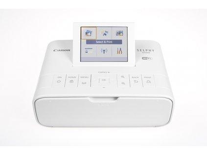 Tiskárna Canon Selphy CP1300, bílá termosublimační tiskárna