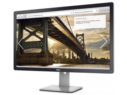 "Monitor Dell UP3216Q UltraSharp 32"" LED/ 16:9/ 3840x2160/ 1000:1/ 6ms/ UHD/ HDMI/ 4x USB 3.0/ IPS/ černý/ 3YNBD"