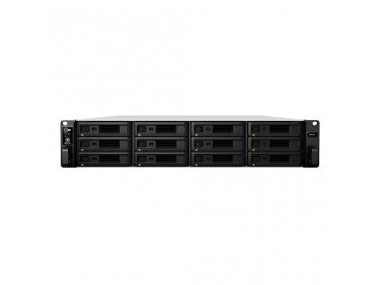 Server Synology RS2418RP+ TeraByte RAID 12xSATA, 4xGb LAN, Rack provedení