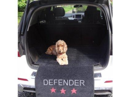 Ochranný potah Pet Rebellion do kufru a na nárazník, 100x155cm