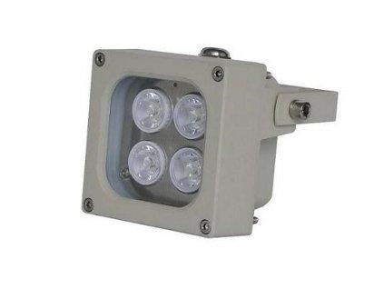 Reflektor S4D-90 venkovní IR přísvit, (850nm), 50m