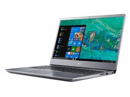"Notebook Acer Swift 3 Pro, 14"" IPS, Intel i5-8265U, 8GB, 256GB NVMe, Intel HD, W10 Pro, stříbrný + 2 roky on-site"