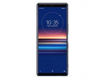 "Mobilní telefon Sony Mobile Xperia 5 J9210 6,1"", 6GB, 128GB, Andr., modrý"