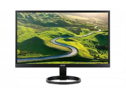 """Monitor Acer R241YBbmix 23,8"""" IPS LED, 1920x1080, 1ms, 250cd/m2, VGA, HDMI, černý"""