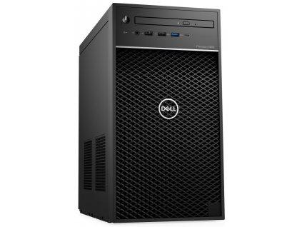 Počítač Dell Precision T3630 Xeon E-2274G, 16GB, 256GB + 1TB, Quadro P2200, W10 Pro, 3Y NBD