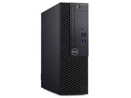 Počítač Dell OptiPlex 3070 SFF i3-9100, 4GB, 128GB SSD, DVDRW, W10 Pro, 3Y NBD