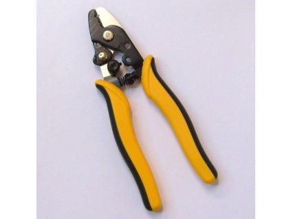 Kleště H-Tools No.144 stripovací, na optická vlákna