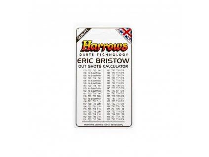 Výstupní karta Harrows