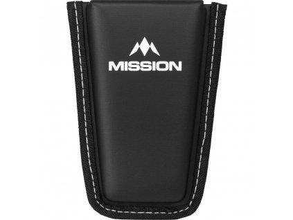 Pouzdro na šipky Mission POD, závěsné, černé