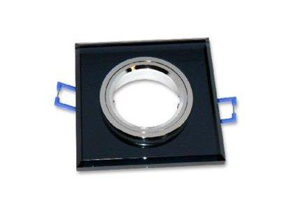Bodovka Premium Line lighting GLA-B skleněná - černá