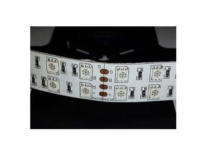 LED pásek Premium Line lighting SMD 5050, 120LED/m,5m, RGB, IP20,24V