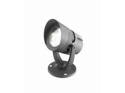 Reflektor Nova Luce NORTH SPIKES GREY IP 65, 18 W