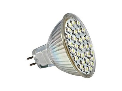 Žárovka SMD LED60 SMD MR16 4W-CW