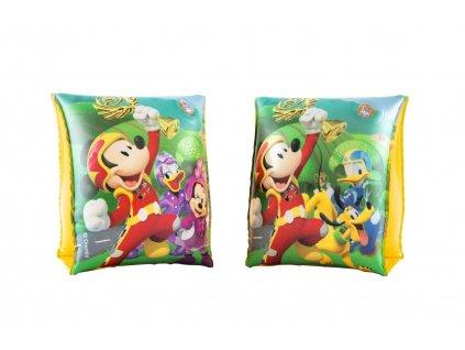 Rukávky Bestway Mickey Mouse/Minnie, 2 druhy