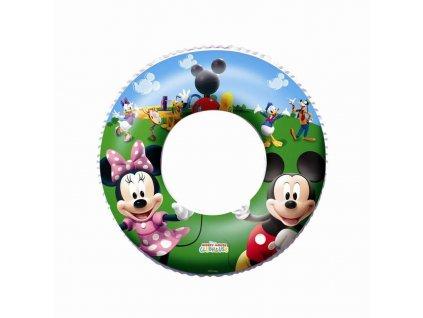 Kruh Bestway Mickey Mouse a Minnie – nafukovací, průměr 56 cm