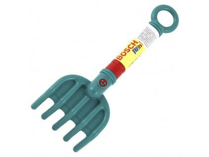 Dětské nářadí Klein Bosch hrabičky plast
