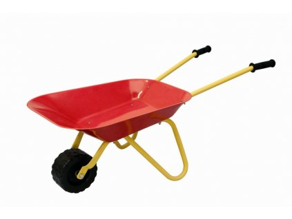 Zahradní kolečko Rolly Toys červené