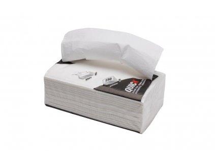 Kuchyňská utěrka Celtex Infiore QUICK papírové skládané, 2-vrstvy, 150ks