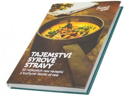 Kniha Secret of Raw Tajemství syrové stravy