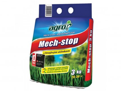 Hnojivo Agro Mech - stop,sáček s uchem 3 kg