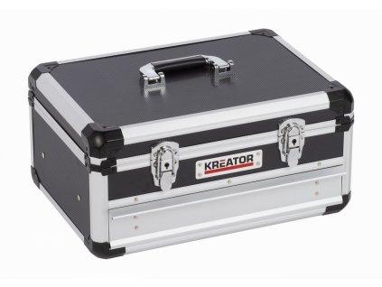 Kufr na nářadí Kreator KRT640601B 1 zásuvka
