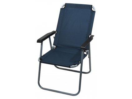 Židle Cattara LYON tmavě modrá