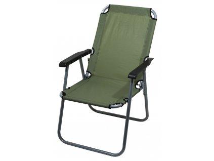 Židle Cattara LYON tmavě zelená