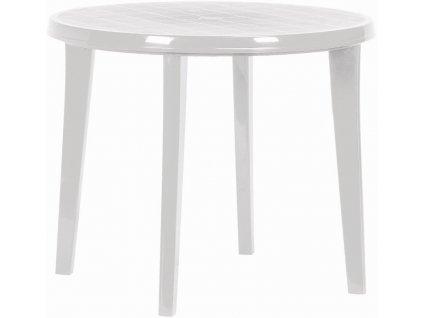 Zahradní stůl Keter Lisa plastový bílý