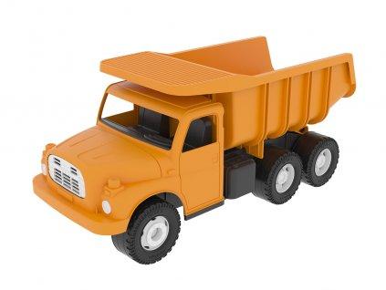Auto Dino Tatra 148 celooranžová 36 cm