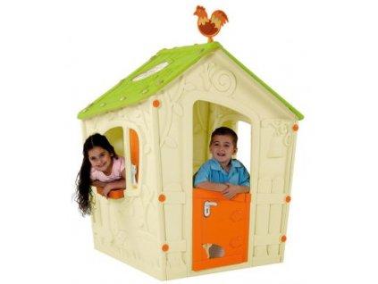 Zahradní domek Keter Magic Play House béžový