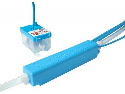 Čerpadlo kondenzátu Aspen Mini Aqua kapacita 12l/h, max. výtlak 10 m (stěna, kanál, strop, jednotka)