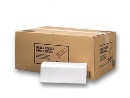 Ručníky Tork Natural H3 papírové skládané ZZ, béžové, 3750ks