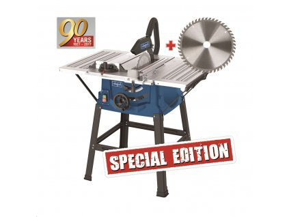 Stolní pila Scheppach HS 100 S SPECIAL EDITION