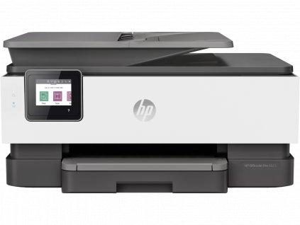 Tiskárna HP OfficeJet Pro 8023 USB, LAN, WiFi Print/Scan/Copy/Fax Duplex