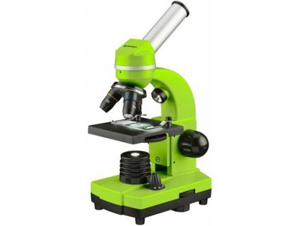 Mikroskop Bresser Junior Student Biolux SEL green