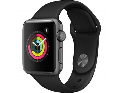 Hodinky Apple Watch Series 3, 38mm, Vesmírně Šedé