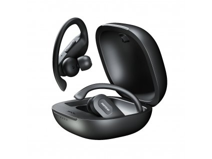 Sluchátka MPOW sportovní bluetooth, Flame Pro, černé