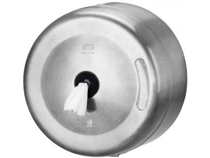 Zásobník Tork SmartOne T8 na toaletní papír, nerez