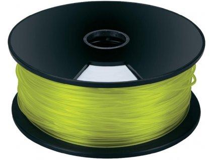 Náplň Velleman PLA3Y1 pro 3D tiskárnu, 3mm, 1kg, žlutá
