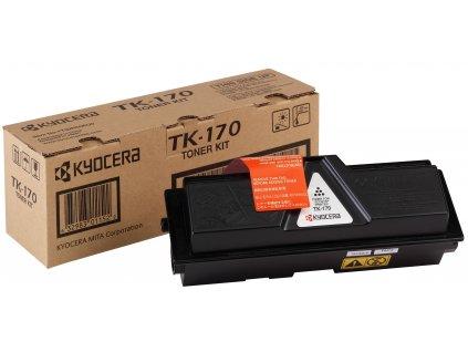 Toner Kyocera TK-170 černý pro pro FS-1320D/DN, FS-1370DN (75000 stran., TK170)