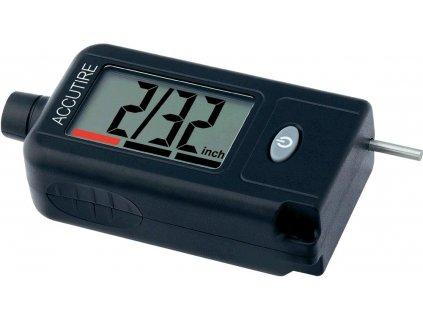 Měřič tlaku a hloubky v pneumatikách 0,35 až 6,8 bar