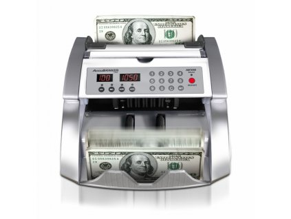 Počítačka AccuBanker AB-1050 bankovek, stolní
