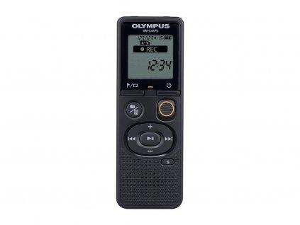 Digitální záznamník Olympus VN-541PC black + sluchátka E39