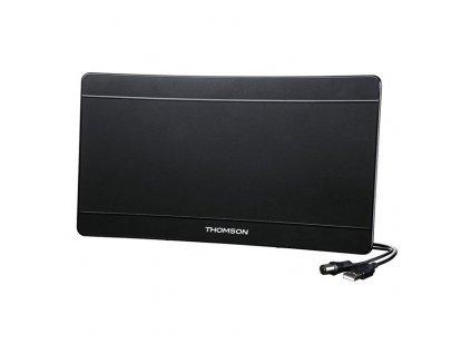 Anténa Hama Thomson ANT1706 aktivní pokojová 43 dB, USB, prohnutá
