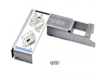"""Redukce Dell z rámečku 3.5"""" na 2.5"""" SATA/SAS HDD do serveru PowerEdge R/T 310/ 320/ 410/ 510/ 520/ 610/ 620/ 710"""