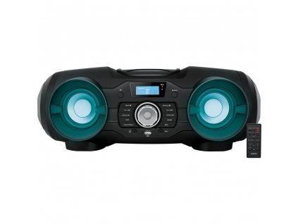 Rádio Sencor SPT 5800 RADIO S CD/MP3/USB/SD/BT, černé